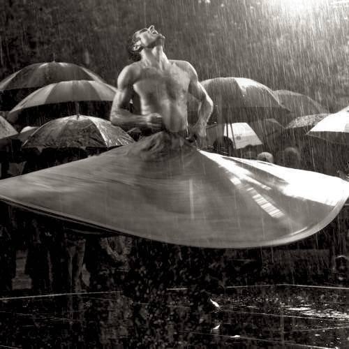 Dervish in the Rain