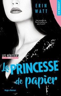 ΔLecture #5 : The Royals, Tome 1 : La princesse de papier