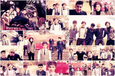ONE DIRECTION - gotta be you (photo)