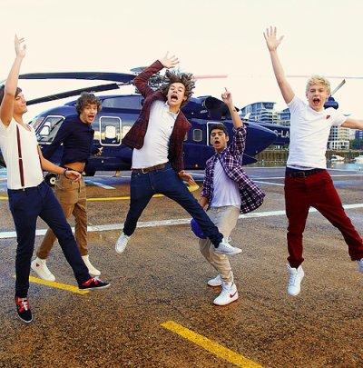 One Direction : More Than This, le prochain clip tourné à Paris ?