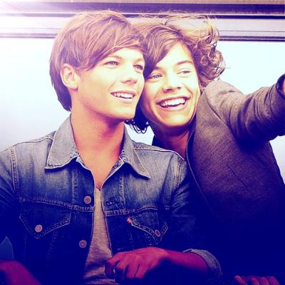 LOUIS & HARRY
