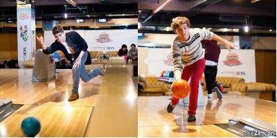 ZAYN & LOUIS au bowling