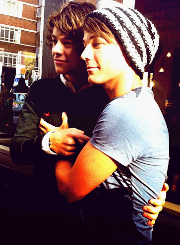 harry and louis <3<3
