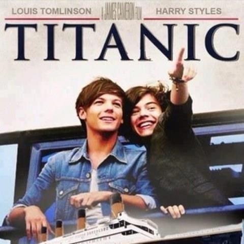 One Direction -titanic