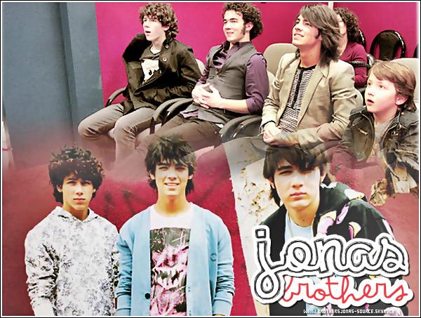 . [/align=center]BROTHERSJONAS-SOURCE ♦ Ton blog-source sur nos trois frères Jonas ! .