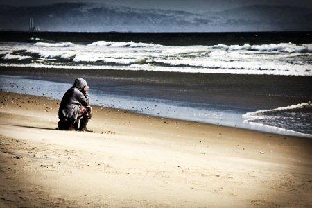 Le manque d'amour est la plus grande pauvreté.