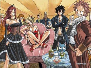 Photos des mangas proposés