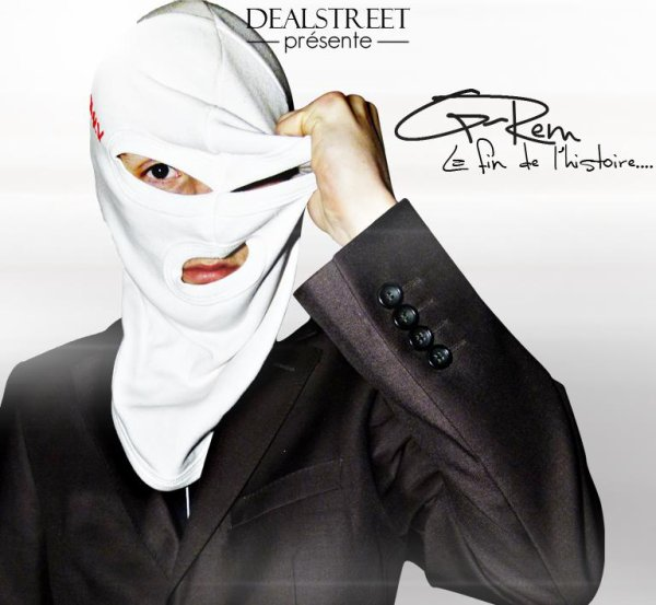 G-REM feat Senino - Cherche pas ce qui cloche  (2012)