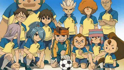 Inazuma eleven saison 1 2 3 manga en vo vf images - Inazuma eleven saison 1 ...