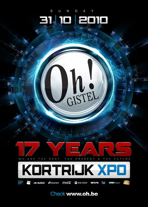 17 YEARS THE OH KORTRIJK XPO !