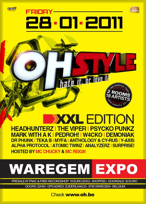 FUCKING OHSTYLE XXL EDITION !