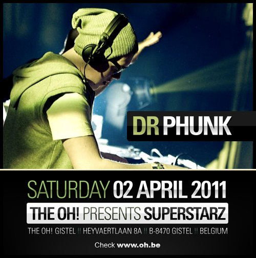 THE OH GISTEL ! SUPERSTARZ : DR PHUNK