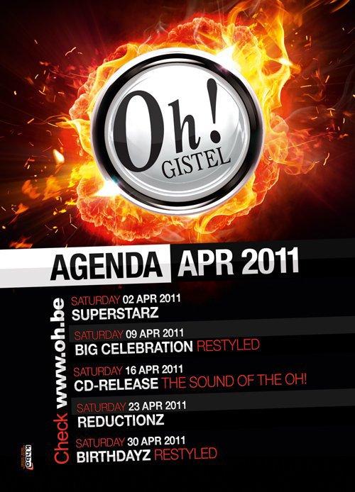 THE OH ! AGENDA APRIL 2011