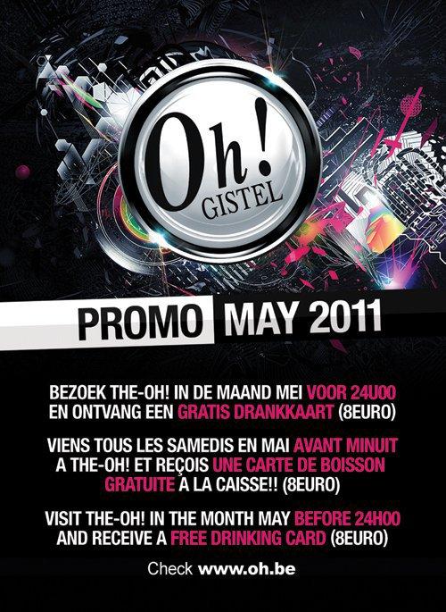PROMO - MAY 2011