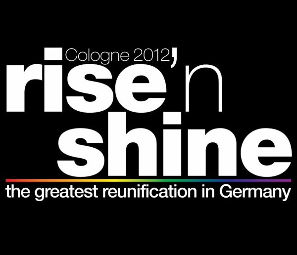 .  .  . > RISE 'N SHINE COLOGNE 2012 ~ QUEER AS FOLK CONVENTION < .  .