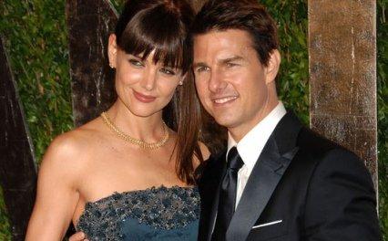 Katie Holmes et Tom Cruz