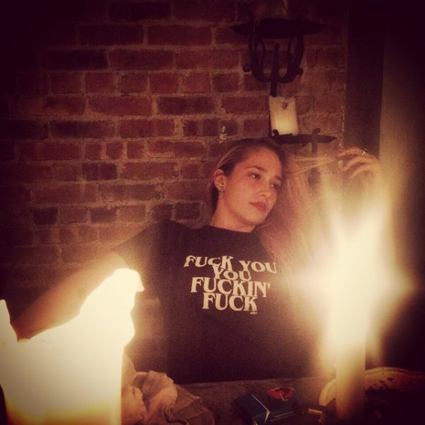 21/10/2014: Jem et ses amies Sarah Sophie Flicker, Zadie Smith et Lena Dunham étaient à Brooklyn au BAMcafé pour le book tour de Lena.