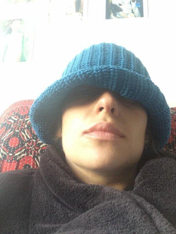 Jemima en Novembre 2014 sur les réseaux sociaux