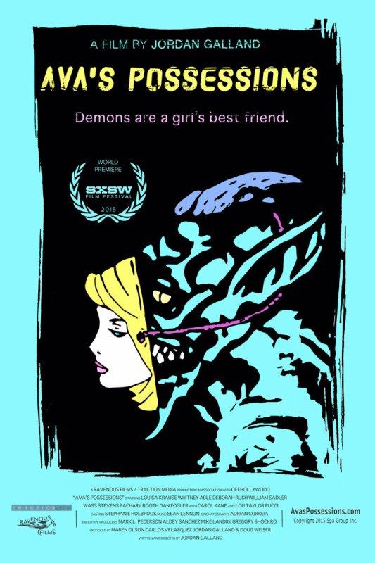 Le premier trailer d'Ava's Possession dans lequel Jem joue le rôle d'une ex amie d'Ava est enfin disponible. Bien évidemment on ne l'a voit pas dedans car c'est un petit rôle mais qu'importe...