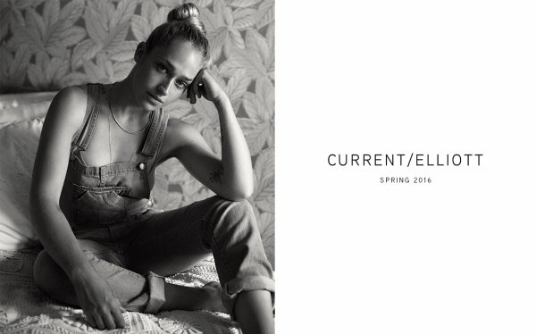 Jemima est la nouvelle égérie de CurrentElliott pour la collection de printemps 2016. C'est une enseigne spécialisée dans le jean/demin. J'aime beaucoup les photos. ça me fait bizarre de la revoir avec les cheveux longs ahahah