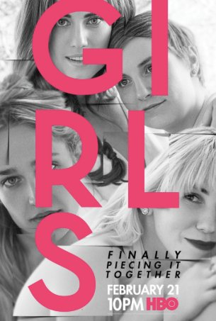 L'affiche et les vidéos promo de Girls saison 5