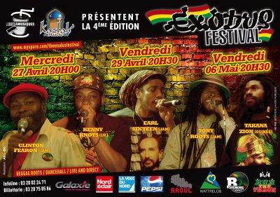 Exodus Festival 2011