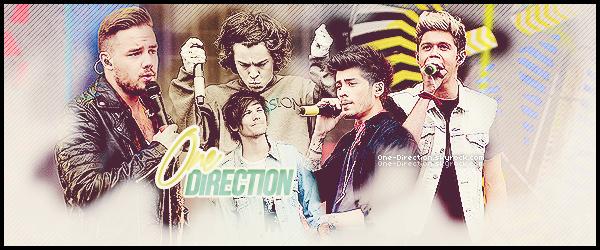 """"""" ● ● ● Bienvenue sur One-Direction, ta source d'actualité sur le groupe One Direction ! Suit toute l'actu' du groupe anglais grâce à ton blog source et ses nombreux articles tel que les candids, photoshoot, évènements, etc. """""""