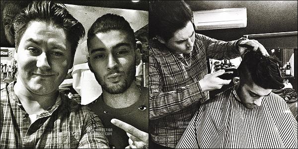. Découvrez de nouvelles photos personnelles de Zayn M. en compagnie de Naughty Boy. .