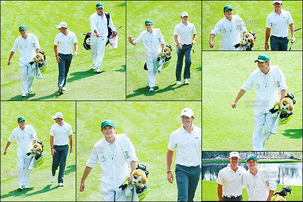 08/04/15 :  Niall a pu jouer lors des « Masters Golf Tournament » qui se déroulait à Augusta en GeorgieN. a donc eu l'honneur de jouer avec un des joueurs. Il a l'air de bien s'éclater, il semblerait même qu'il est tombé au bout d'un moment, sale gosse.