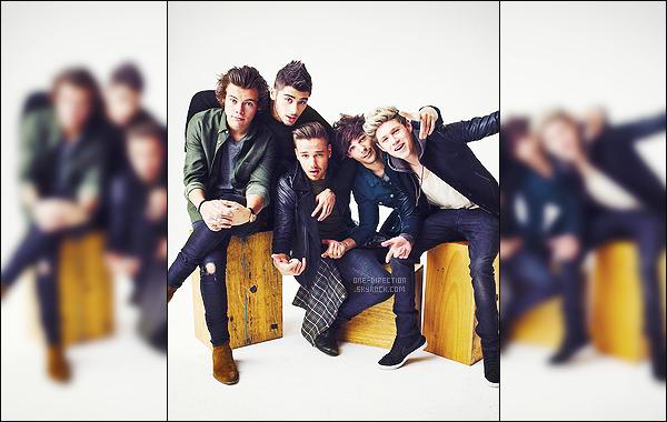 . Découvrez ou redécouvrez le photoshoot que le groupe a fait pour le magazine «Event» .