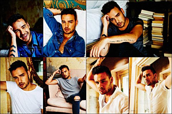 . Découvrez les différentes photos que Liam P. a faite pour le magazine gay « Attitude » .