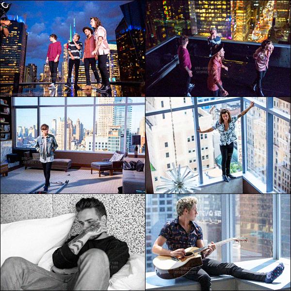. Découvrez de nombreuses photos des One Direction sur le tournage de leur clip de leur nouvelle chanson « Perfect » .