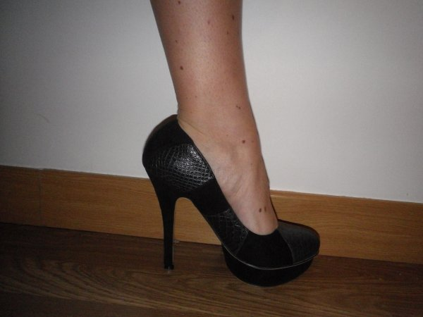 superbes escarpins de Christelle