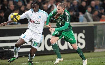 ASSE 1-Marseille 2
