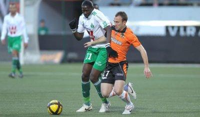Lorient 0- ASSE 0