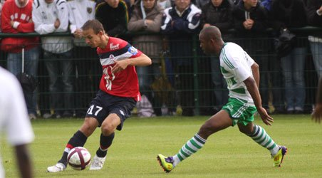 ASSE 1 - LILLE 0