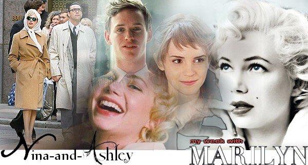 My Week With Marilyn (2012)Emma