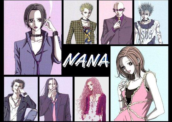 CONSEILLE D'ANNIME/ Nana