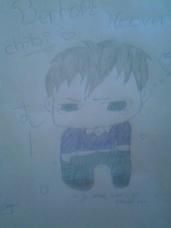 ♥Bertholdt Hoover snk chibi♥