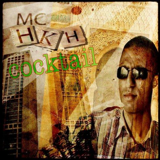"""MC HKH - Album """"COCKTAIL"""""""