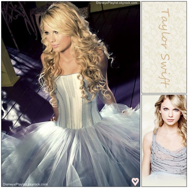Taylor Swift   White Horse