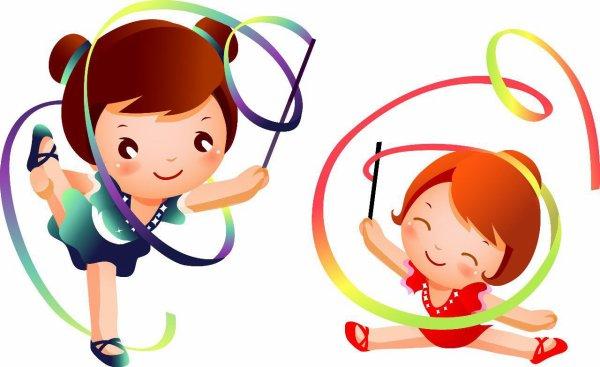 Танцуют дети рисунки