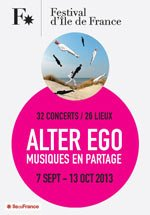 """Concert de Ballakè Sissoko """"La nuit des Griots"""" au Trianon le 7 septembre2013"""