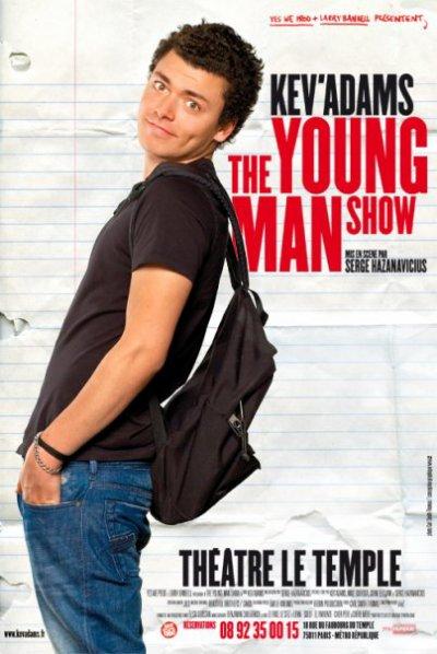 Envie de voir « The Young Man Show »? Alors voici les premiers passages prévus : :D