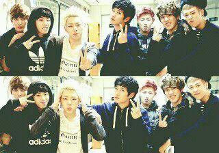 K-pop love you