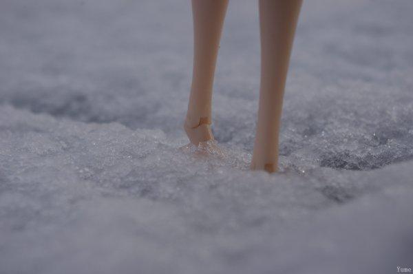 """""""Le bonheur est comme la neige : il est doux, il est pur et... il fond."""""""