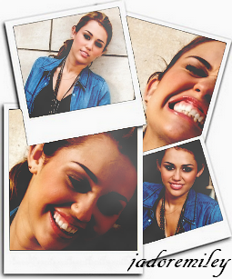 »   { Création by Me } Photo De Miley  ♥
