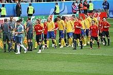 Sergoi Ramos Un Match Avec La Séléction Espagnole