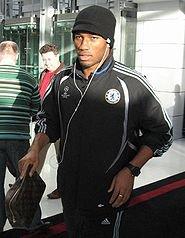 Didier Drgoba Avant un Match