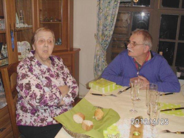 voici les grand parents de mon homme